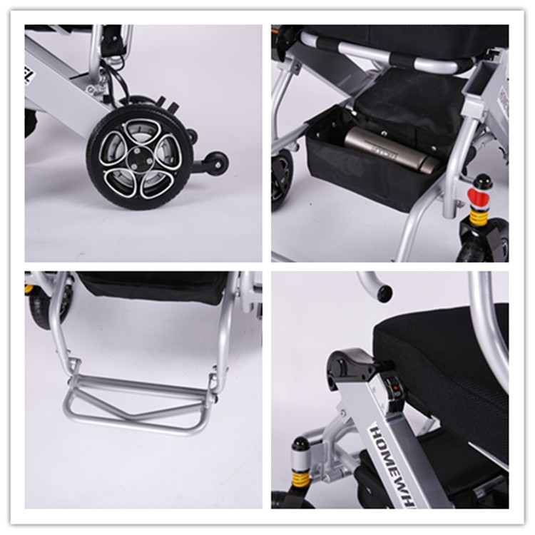 2019 FASHION gift Free shipping travel all terrain poldable carry pride mobility manual / sport wheelchair electric wheelchair 6