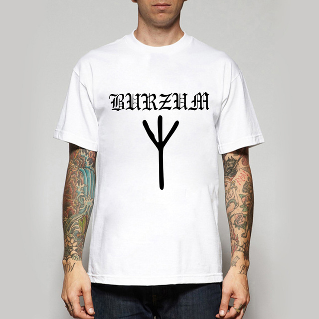 Popular Burzum T Shirts-Buy Cheap Burzum T Shirts lots from China ...