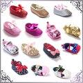 Весна осень принцесса обувь 0-1 летний ребенок малыша обувь детская мягкой подошвой обуви
