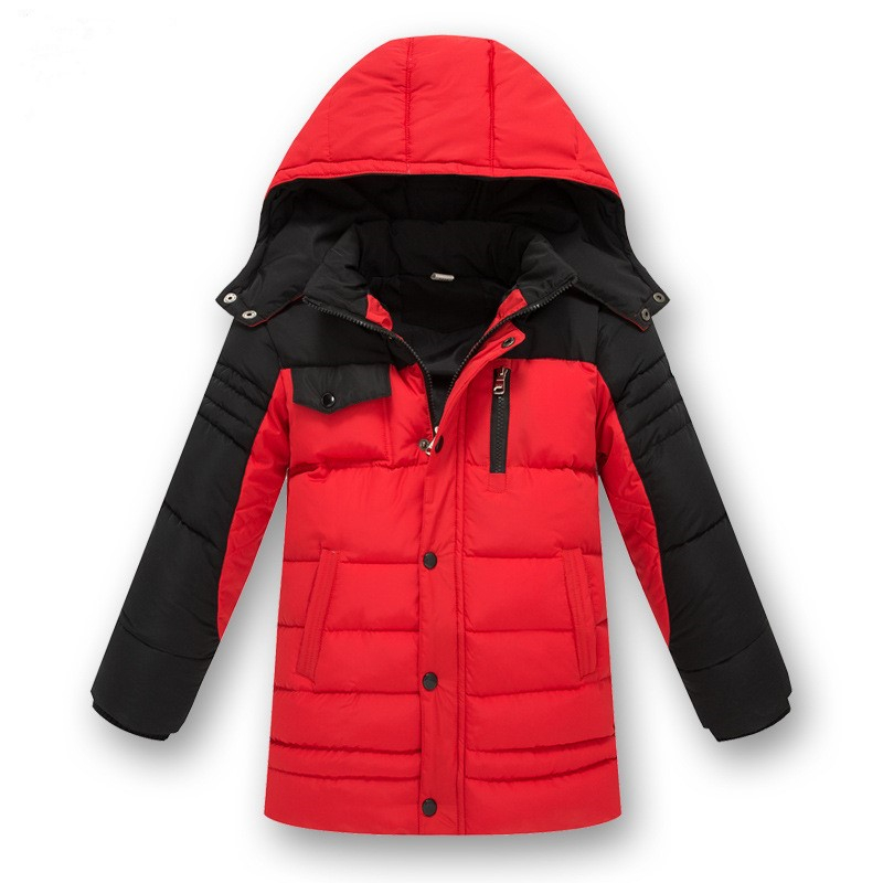2015 Boys Winter Jacket Coat Kids Winter Coats Jackets For Boy ...