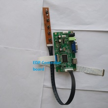 for B133XTN02.1 EDP LED SCREEN display KIT VGA DRIVER LCD 1366×768 monitor Controller board 30pin 13.3″