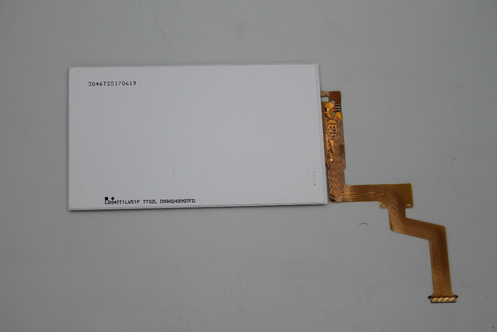 Image 2 - Replacement New Upper Top LCD Display Screen for Nintend NEW 2DS XL LL Repair Parts Display Panel-in Screens from Consumer Electronics