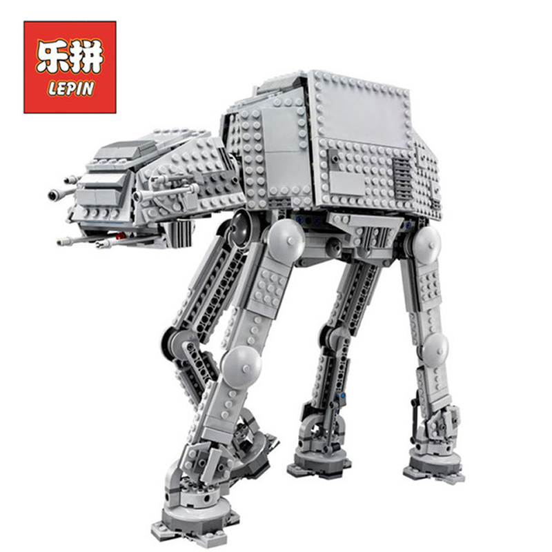 In Stock DHL Lepin Sets 05051 1206Pcs Star Wars Figures AT-AT Model Building Kits Blocks Bricks Educational Kids Toys Gift 75054 good quality 5m 16 feet spiral wire organizer wrap tube flexible manage cord for pc computer home hiding cable 4 50mm
