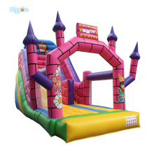 Kids Inflatable Bounce House Jumper Bouncer Jump Bouncy Castle Water Slide