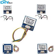 Beitian GPS BN-180 BN-220 BN-280 BN-800 BN-880 Dual Module Compass for RC Drone CC3D F3 Flight Controller Pixhawk