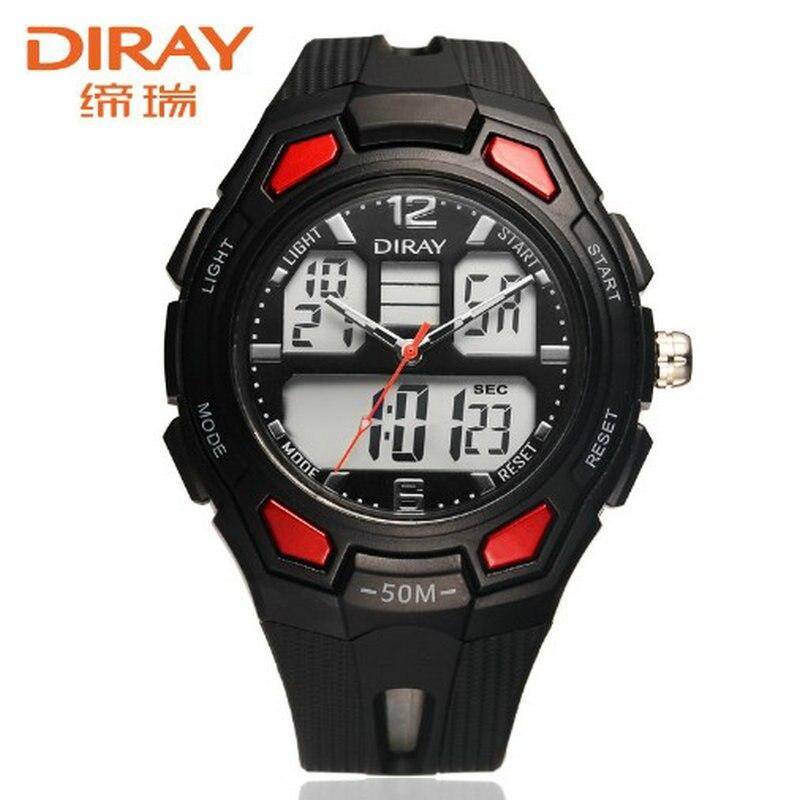 ФОТО Men's sports watch LED men's watch mountaineering outdoor Watch