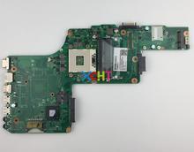 Протестированная материнская плата для ноутбука Toshiba Satellite L855 S855 V000275350 6050A2509901 MB A02