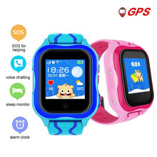 WIFI Children Smart Watch Touch Screen Positioning Gps Kids Child Gps Watch Phone Support Sim Card Sos Call Baby Wristwatch стоимость