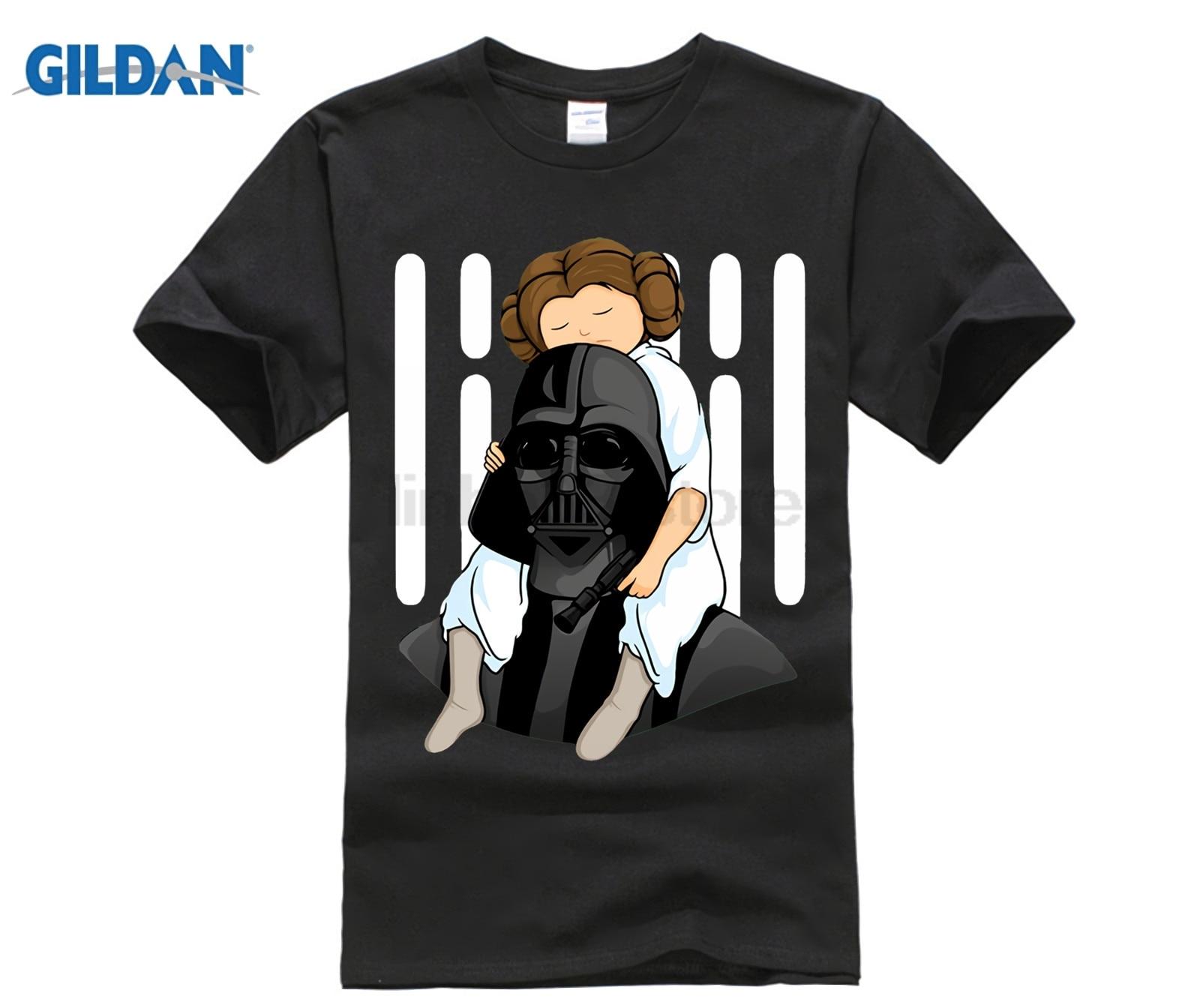 Numéro Un Papa T Shirt Dark Vador Gars Nouveauté Simple T