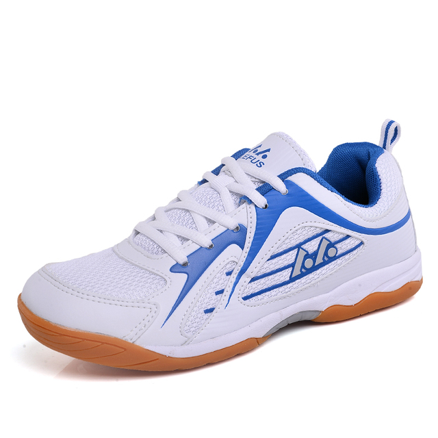 2c060f895278 Aliexpress.com : Buy 2019 New Men and Women's Brand Badminton Shoes High  Quality Table Tennis Shoes Outdoor Breathable Sneakers Athletic Sport Shoes  from ...