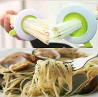 Creativo ajustable espagueti medida Pasta porciones controlador fideos limitador herramienta de cocina para el hogar