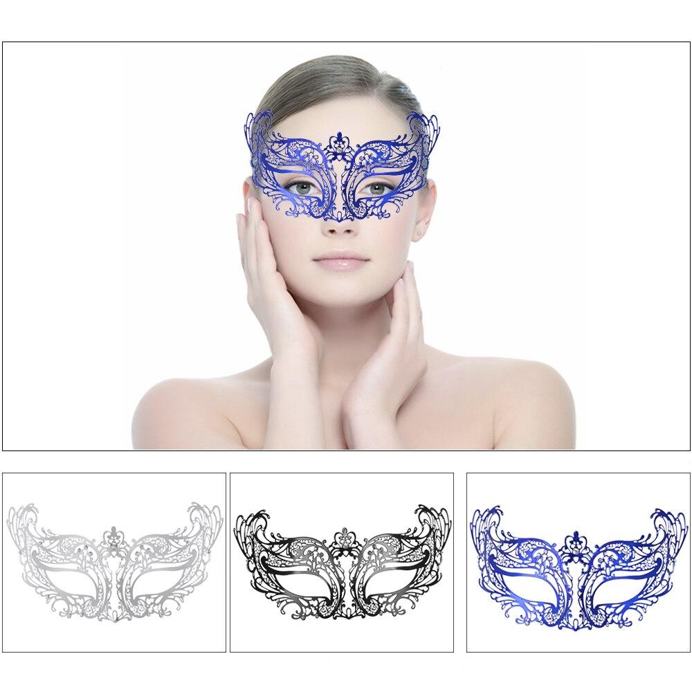 Online Get Cheap Metal Mask Party Halloween Mask -Aliexpress.com ...