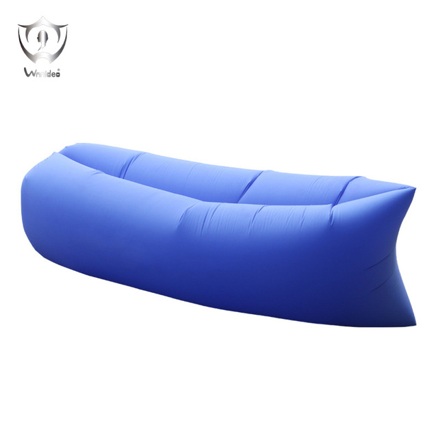 outdoor fast filling lazy people camping portable indoor folding inflatable sofa bed mattress wholesaleZF6-1004