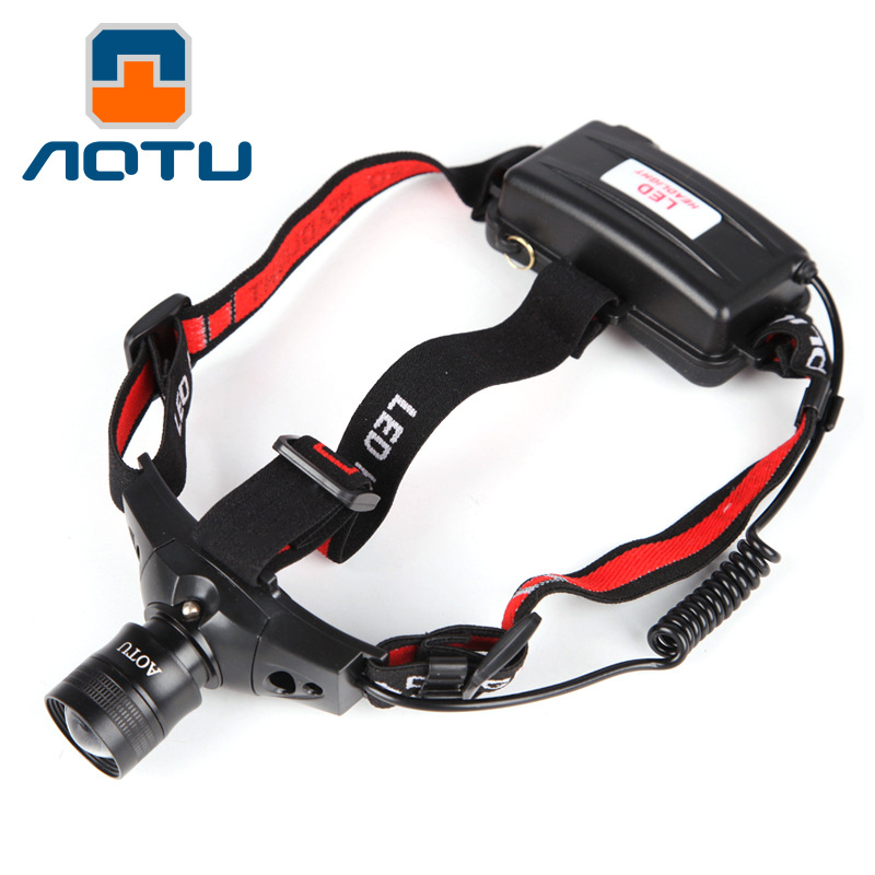 Ultra Fire Portable Miner Head Lamp Mining Bike Light Led Head Torch Headlamp Lanterna Head Light