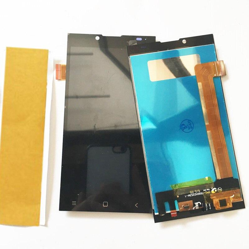 Pantalla LCD para Prestigio gracia Q5 PSP5506 Duo pantalla LCD + pantalla táctil digitalizador montado