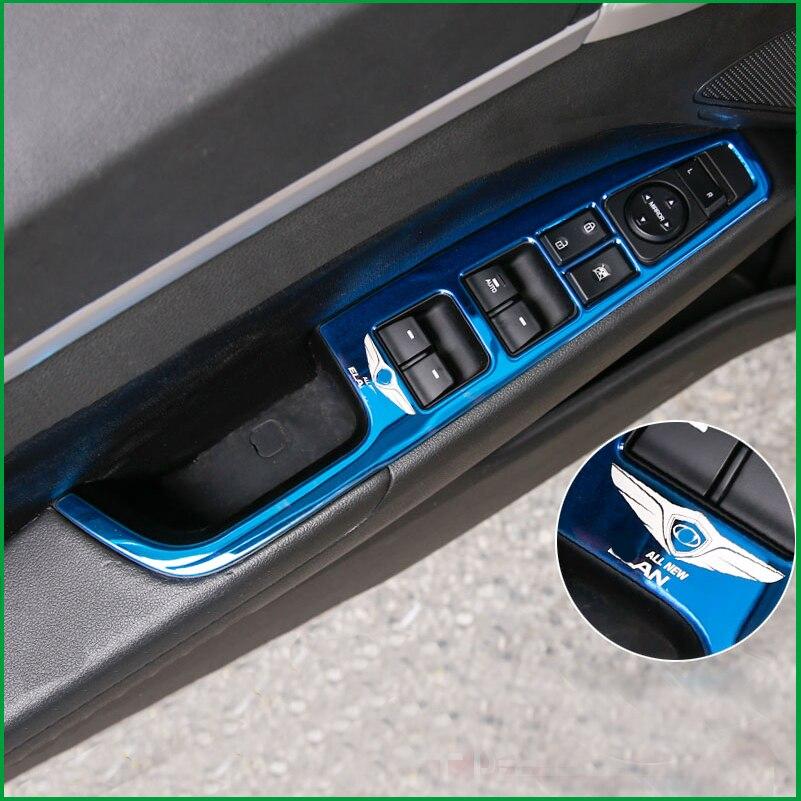 2017 Hyundai Elantra Camshaft: For Hyundai Elantra Avante AD 2016 2017 Car Interior Door