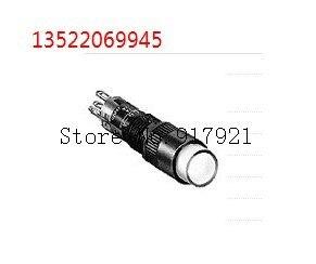 [ZOB] Izumi taste schalter AL8M (H, Q) -M11 8 LED beleuchtet drucktasten rund leuchtdrucktaster -- 5 teile/los