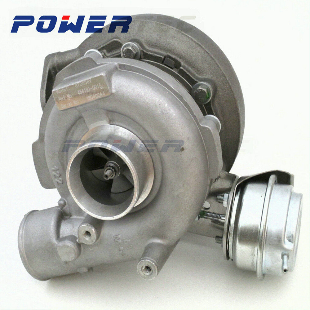 Turbocharger 454191 for BMW 530 d ( E39 ) <font><b>M57</b></font> <font><b>D30</b></font> 135KW / 142KW 2926ccm complete <font><b>turbo</b></font> charger 11652248906 454191-9015S 454191-8 image