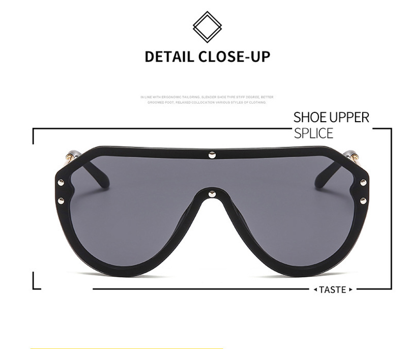 2019 New F Watermark One-piece Sunglasses PC Copy Film Men Women Sunglasses Girls Personality Colorful Fashion Wild Sun Glasse (2)