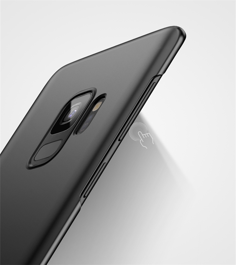 HTB1KzbVL4naK1RjSZFtq6zC2VXaX Cases For Samsung S10 S9 S8 Plus MSVII Hard PC Ultra Slim Matte Case For Samsung Galaxy Note 10 9 8 S10e S9 S8 S7 S6 Edge Covers