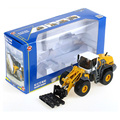 KAIDIWEI 1:50 Scale Forklift Loader Wheeled telehandlers Model Diecast Metal Construction Vehicles Truck Toys For Kids Boys
