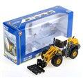Kaidiwei 1:50 escala carretilla elevadora cargadora de ruedas modelo diecast metal para la construcción vehículos camiones telescópicos toys for kids niños