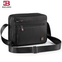 BALANG Brand 2018 Men Business Crossbody Bag For Boys Girls Large Capacity Unisex Trendy Travel Casual