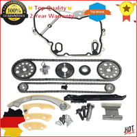 New Timing Chain & Valve Cover Gasket Kit for Vauxhall Opel Astra G Vectra B C Zafira A B Signum Speedster Balance Shaft Kit