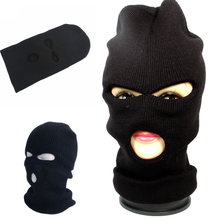 Beanie Hats Ski Skate Caps Birthday Present Balaclava Knit Hat Outdoor Sports Winter Stretch Snow Mask Windproof Ear Protector(China)