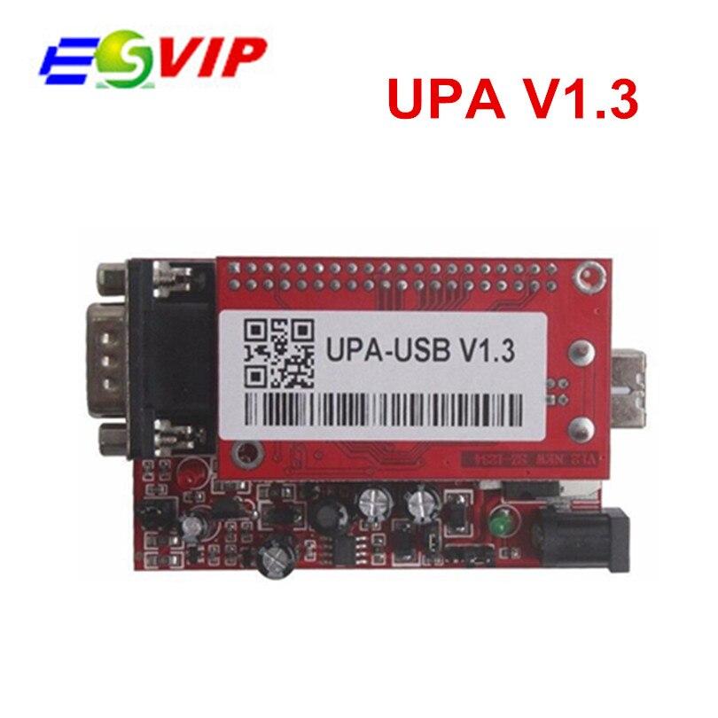 New Arrivlal UPA USB Programmer V1 3 UPA Chip Tuning Tools ECU Programmer DHL Free
