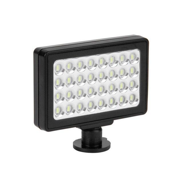 Mới Video 32 LED Intergrated Lấp Đầy Ánh Sáng Cho Điện Thoại Di Động Máy Ảnh Kỹ Thuật Số