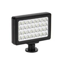 Nueva luz de vídeo 32 LED integrada Luz de relleno para cámara Digital de teléfono móvil