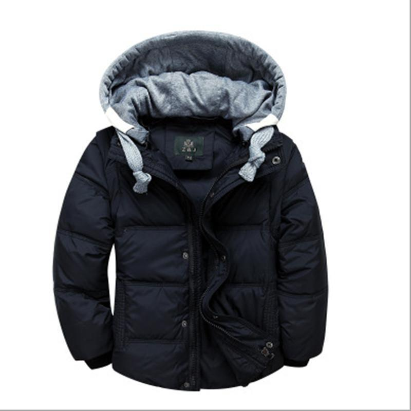 2017 winter children boys down jacket coat fashion hooded thick solid warm coat boy winter clothing outwear for 4-13T 6 colors 2016 winter children boys down jacket coat fashion hooded thick solid warm coat boy winter clothing outwear for 4 13t 6 colors