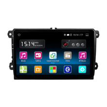 "Android 5.1 2 Din Car Radio Stereo 9 "" Touch Screen High Definition GPS Navigation Bluetooth  Player for VW Passat Golf MK5 MK6"