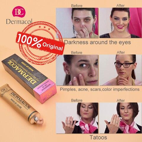dermacol capa de maquiagem autentico 100 original