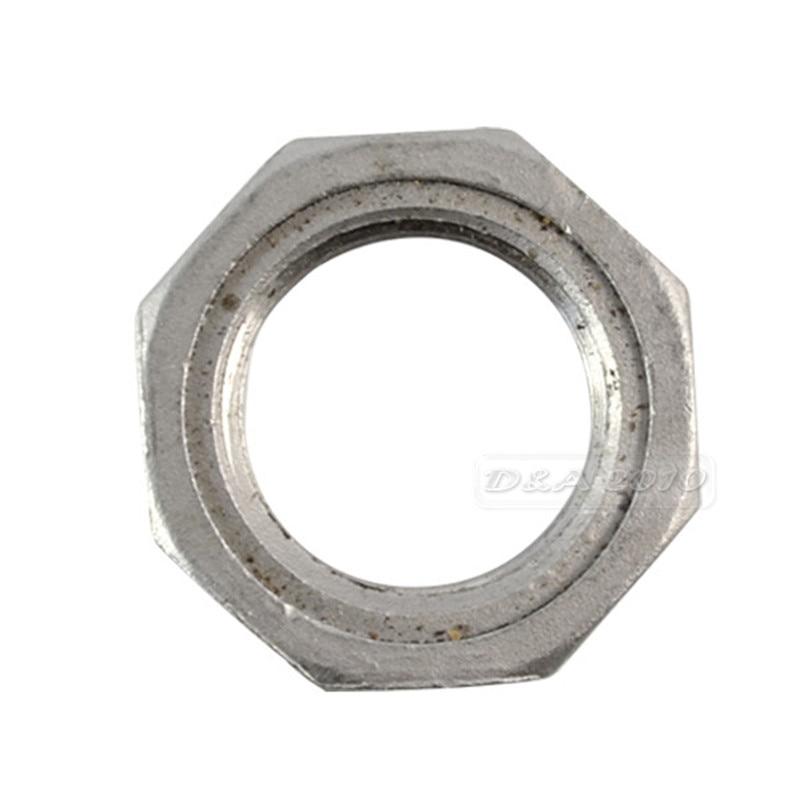 Heimwerker Sanitär Hell Megairon Bspt 1 dn25 Edelstahl Ss304 Schloss Mutter O-ring Nut Hexagon Locking Muttern Rohr Armaturen
