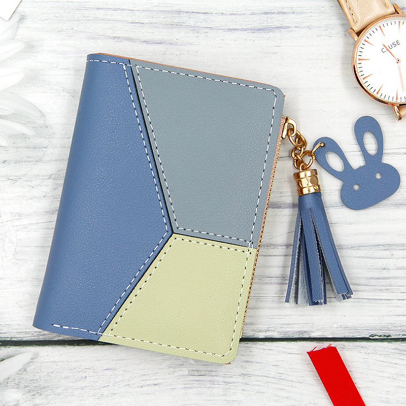 New Arrival womens wallet card holder female short purse hasp zipper small coin high quality Bolsa Feminina