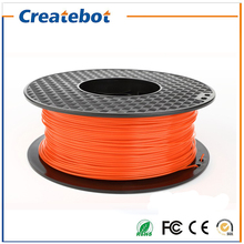 3D Filament PLA Filament  Orange Color 1.75MM 3MM 3D Printer Filament 1kg Plastic Filament 3D Printer Extruder
