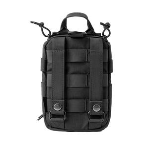 Image 2 - Onetigris primeiros socorros saco médico pacote kit médico desprender rápido emt/primeiros socorros bolsa tático edc airsoft trauma bolsa