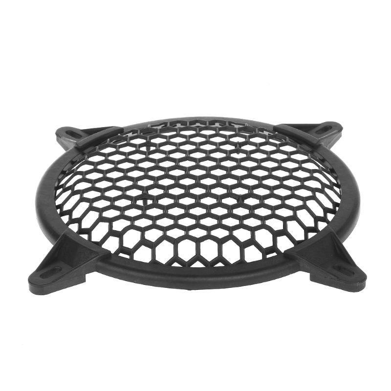 """Image 3 - Universal Subwoofer Grill Grille Guard Protector Cover 6"""" 8"""" 10"""" 12"""" Sub Woofer Car Home Audio Speaker Video-in Speaker Accessories from Consumer Electronics"""