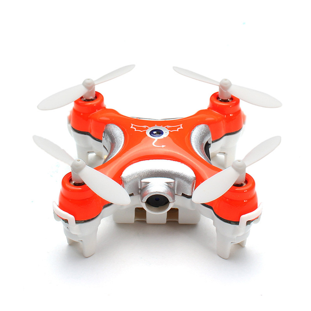 New Cheerson CX-10C Mini 2.4G 4CH 6 Axis LED RC Quadcopter with Camera RTF helicoptero de controle remoto drone with camera