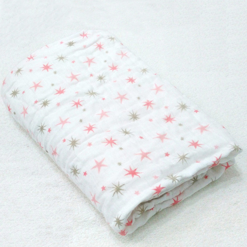 New Double Layer Baby Blanket Aden Anais Thick Blankets