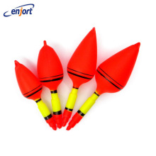 Enjort Fishing float sea rod floating ball big belly sea drift drift red silver carp and Bighead Carp float drift mine monster