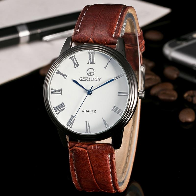 Moške ure Luksuzna znamka Modne moške ročne ure Športne ure - Moške ure