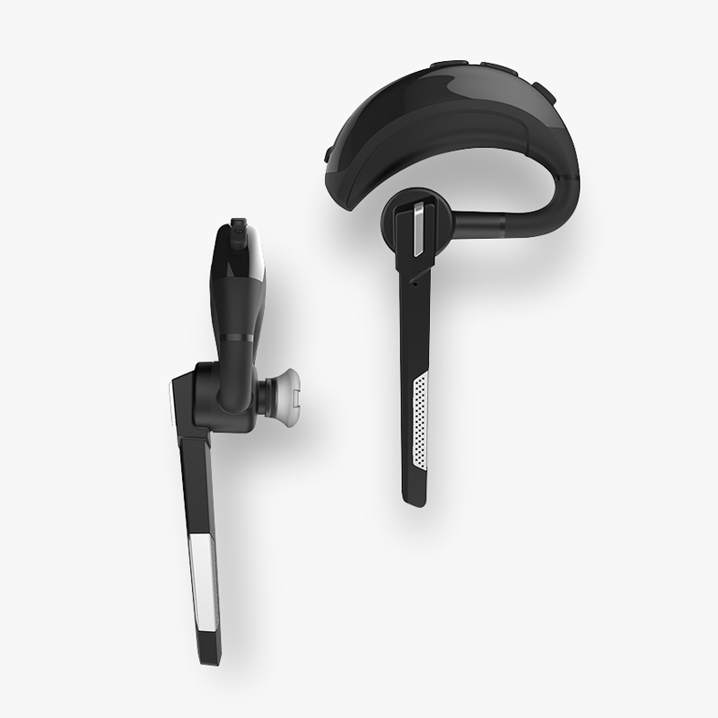 Dacom M06 Car Business Wireless Hanging Ear Music Bluetooth Headset V4.2 Earbud Driving Earphone for ISO and Android remax 2 in1 mini bluetooth 4 0 headphones usb car charger dock wireless car headset bluetooth earphone for iphone 7 6s android