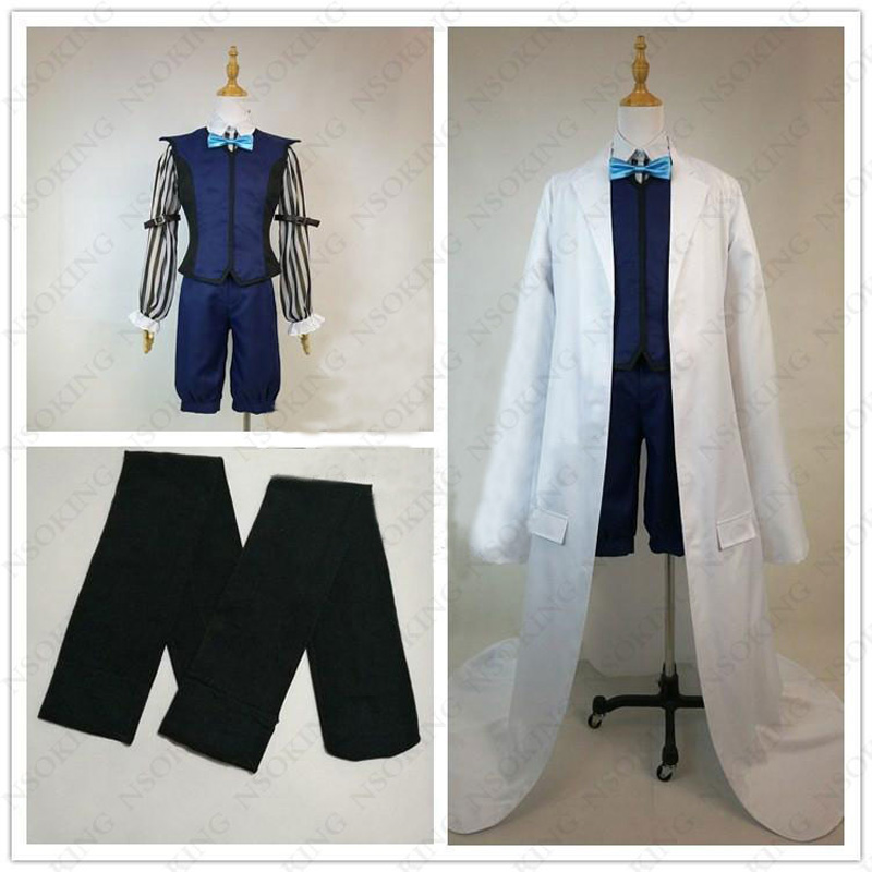 Anime Fate Grand Order Cosplay Hans Christian Andersen Costume