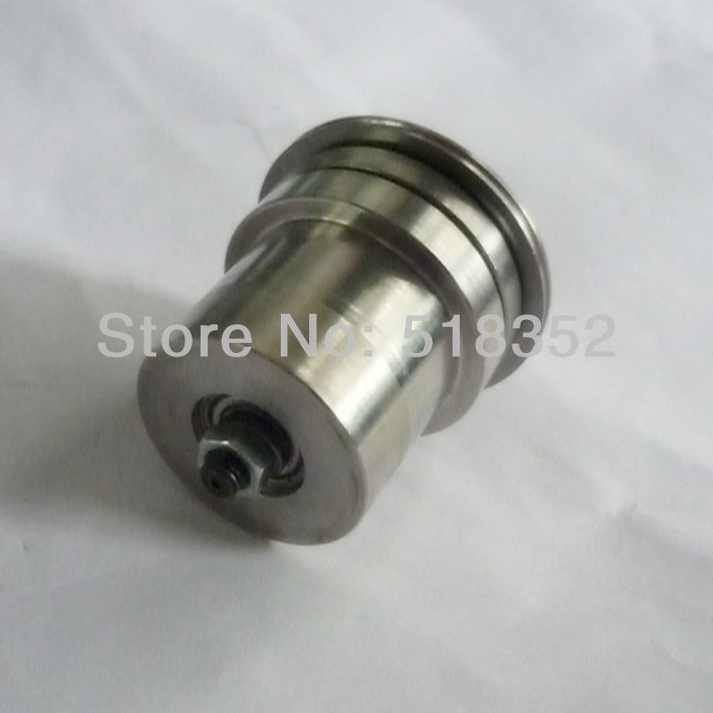 Guide Wheel(pulley) Assembly (including stainless steel bearing block) for AGIE Wire Cut EDM Parts m75 750kgs pulley 304 stainless steel roller crown block lifting pulley factory direct sales all kinds of driving pulley