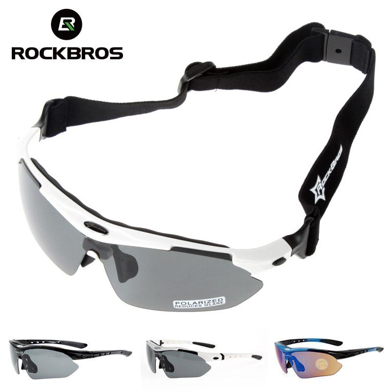 ROCKBROS Hiking Glasses UV400 Polarized Sunglasses Men Tactical Shooting Goggles Fishing Climbing Sport Glasses Cycling Goggles