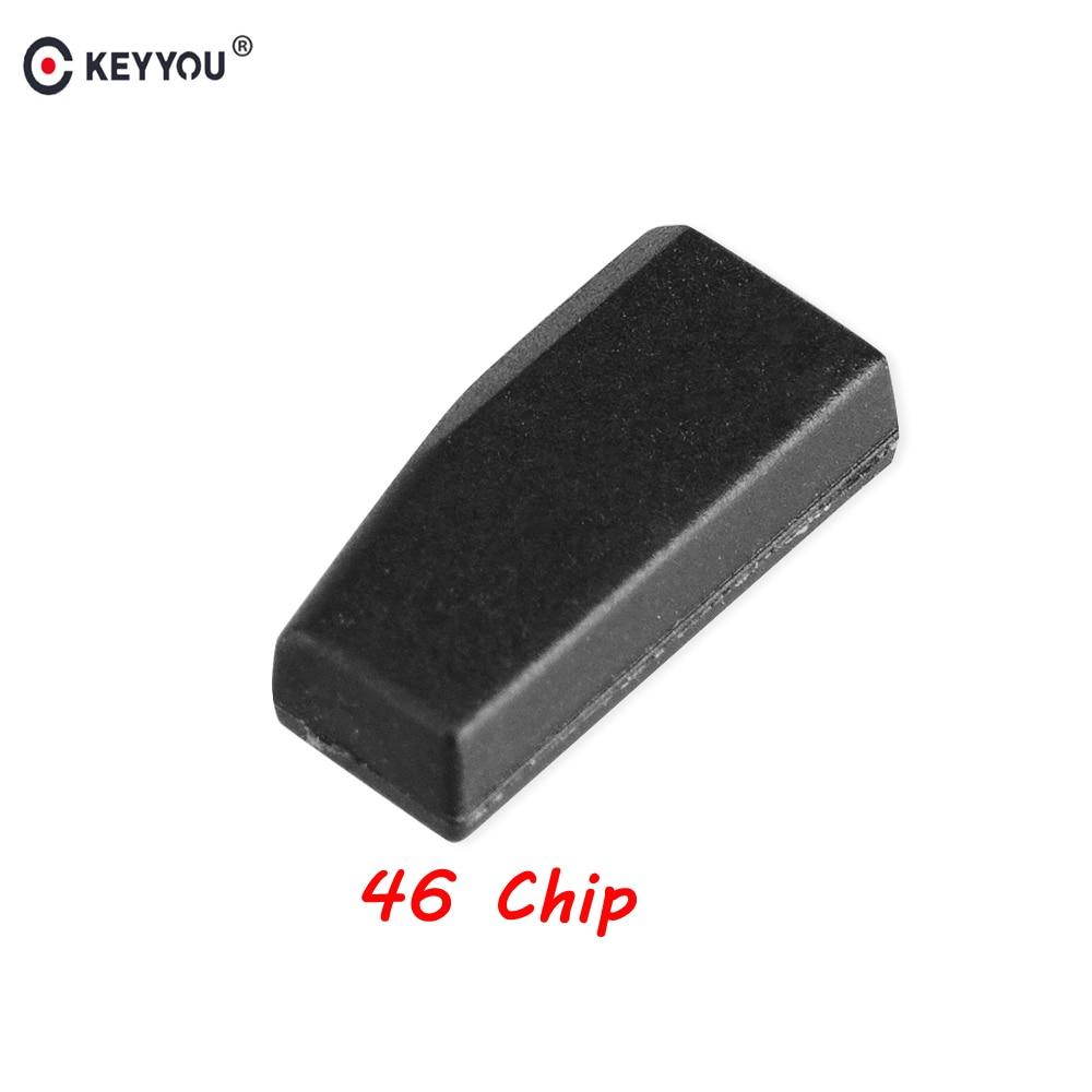 KEYYOU For Honda Hyundai Kia Mitsubishi Nissan Citroen Peugeot ID46 PCF7936 New Blank Not Coded Car Key Transponder Chip