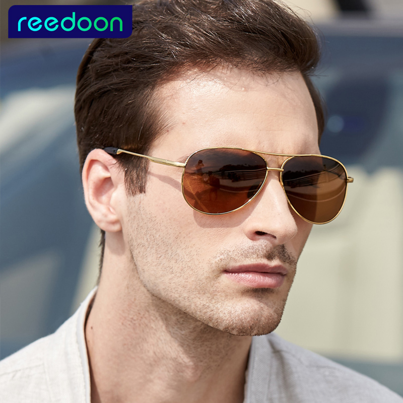 6c3b749ab9 Hot Sales reedoon oculos Fashion Star Sunglasses Women Men Aviator  Polarized Mirrored Lens UV Protection Sun Glasses De Sol 1310-in Sunglasses  from Apparel ...